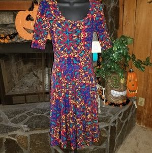 NWT! Lularoe Nicole Dress